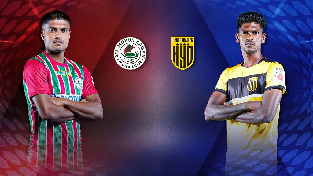 Football ISL: Mohun Bagan face Hyderabad aiming to get back on track