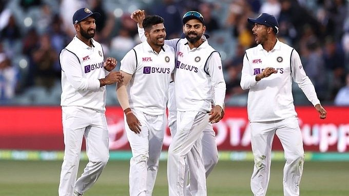 Ashwin helps India take first innings lead on Day 2