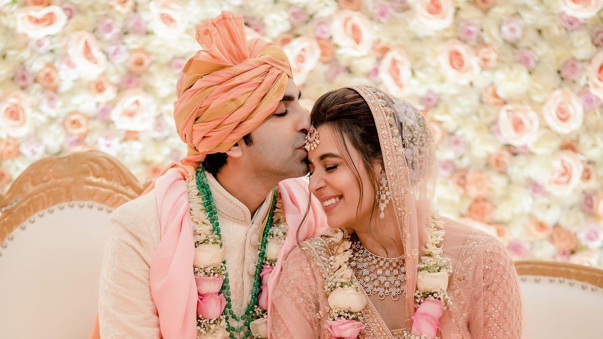 World billiards champion Pankaj Advani ties the knot with celebrity make-up artist Saniya Shadadpuri