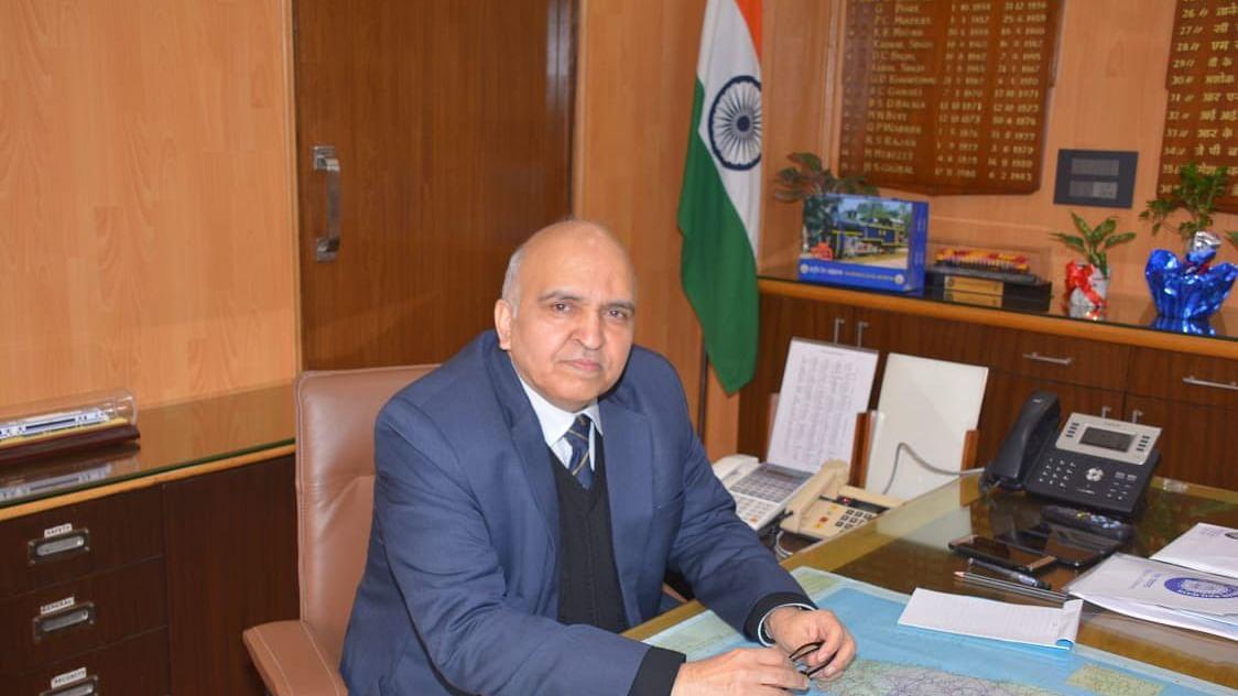 Suneet Sharma takes over as new Chairman & CEO of Railway Board