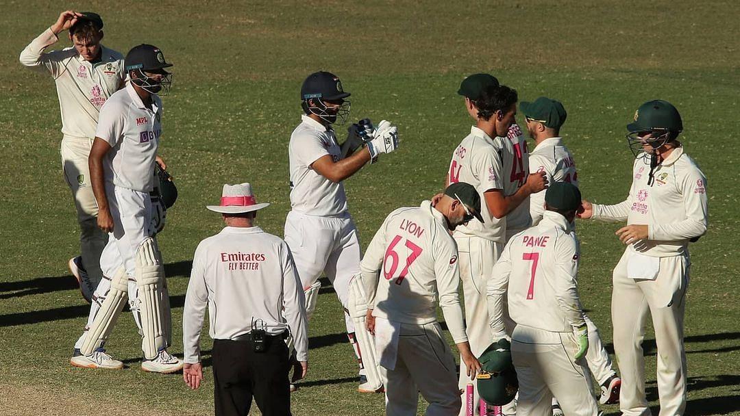 Vihari, Ashwin battle it out as India draw 3rd Test against Australia