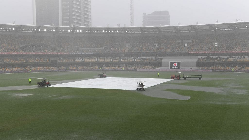 4th Test: India 62/2 at stumps after rain washes out 3rd session