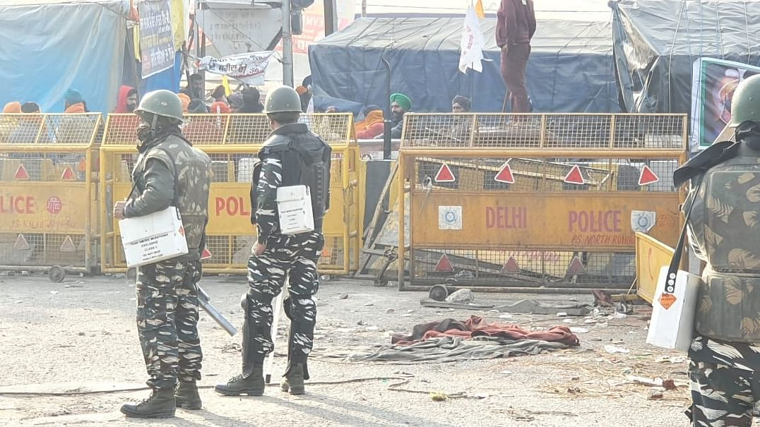 Tension, apprehension loom over Singhu following violence