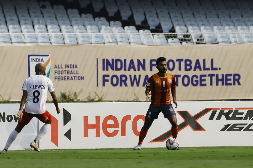 Football I-League: RoundGlass Punjab, Sudeva Delhi in goalless draw