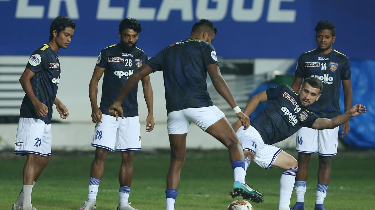 Pressure on Chennaiyin's attack to deliver against leaders Mumbai