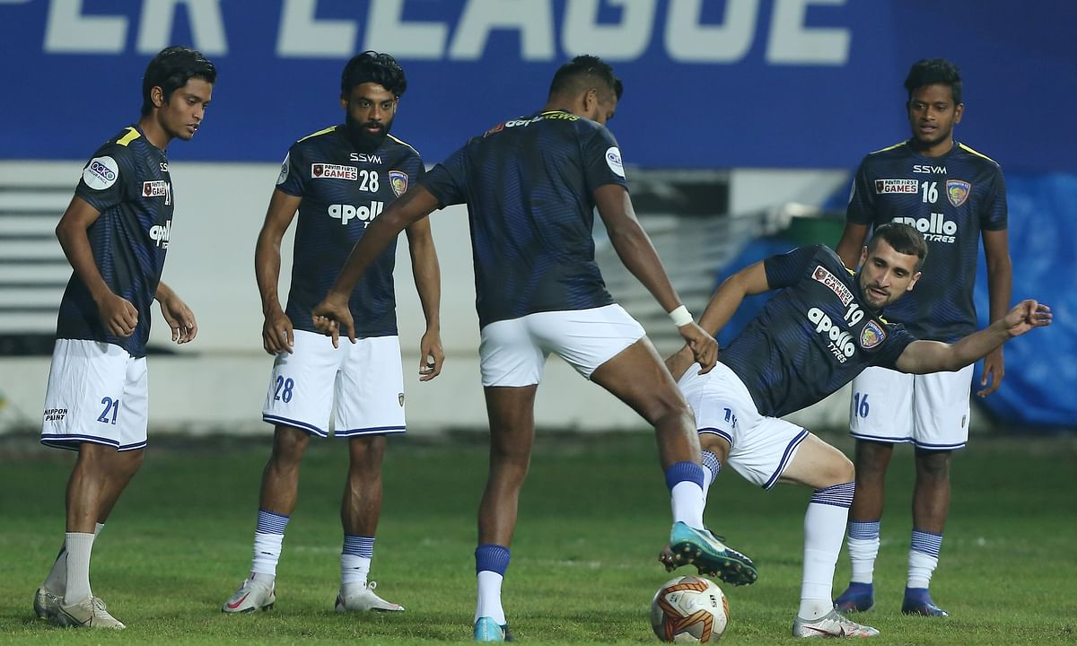 FC Chennaiyin face a mighty task in stopping tabletoppers Mumbai City FC when the two teams meet in the Indian Super League (ISL) at Bambolim in Goa on January 25, 2021.
