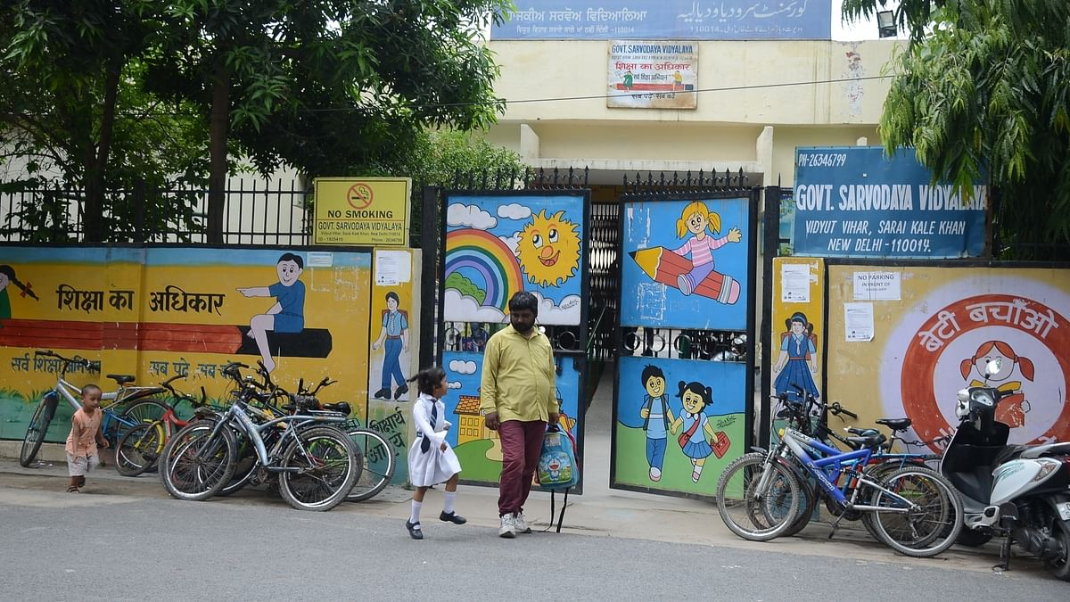 Delhi schools to reopen from Monday, parents still hesitant