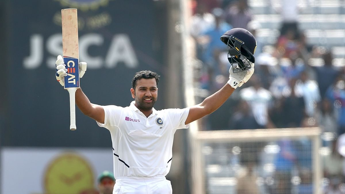 Rohit Sharma attains career-best eighth position in ICC Men's Test Player Rankings