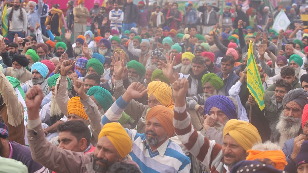 Committee not a solution, say farmers' unions