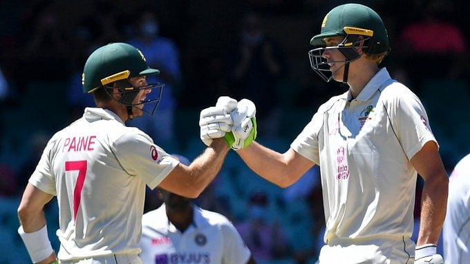 3rd Test: Australia declare at 312/6, set 407-run target for India