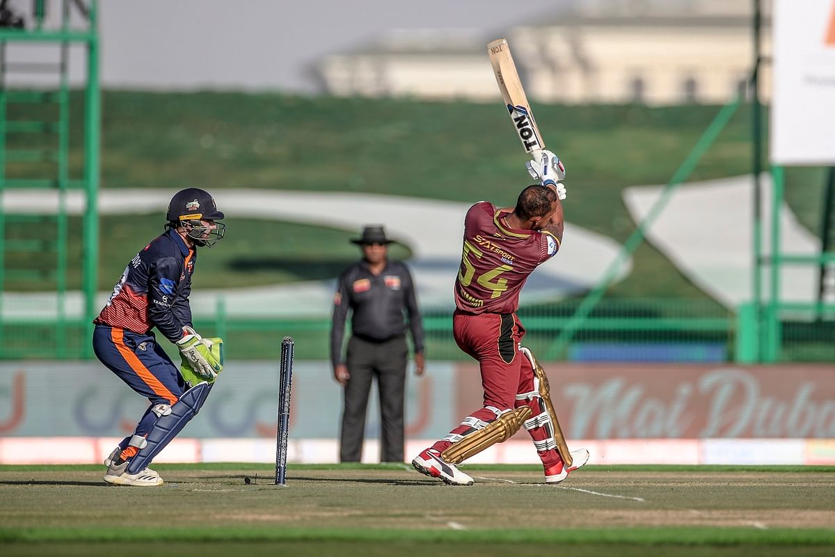 Cricket T10: Defending champions Maratha off to a winning start