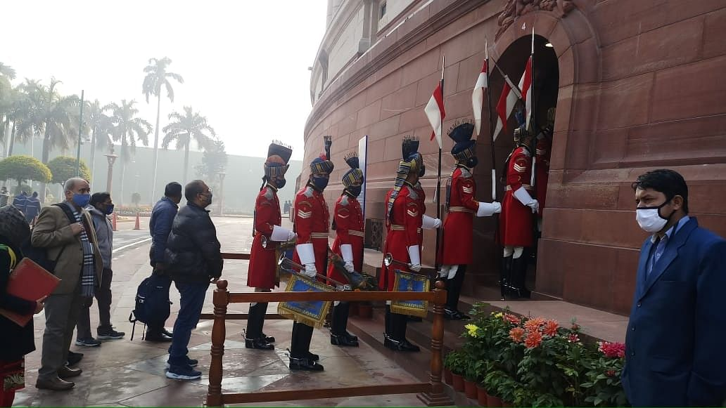 Budget Session begins on Friday, President to address