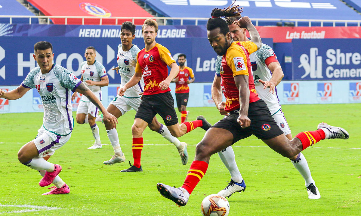 East Bengal change fortunes in the new year with first win