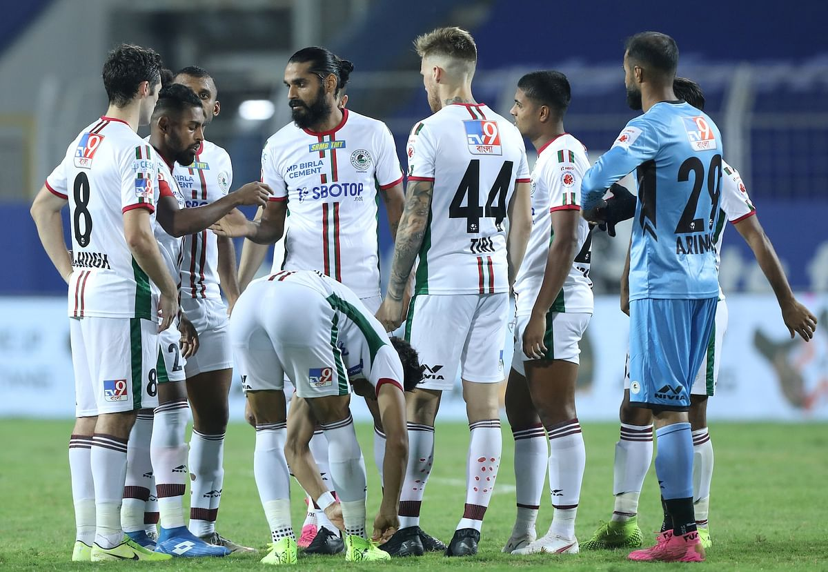 Football ISL: Mohun Bagan to go all out against upbeat Kerala