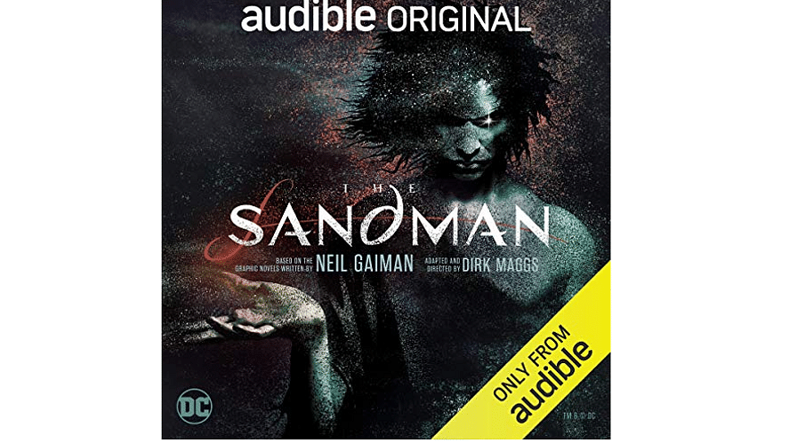 Audible and DC announce 2nd and 3rd instalments of audio drama The Sandman