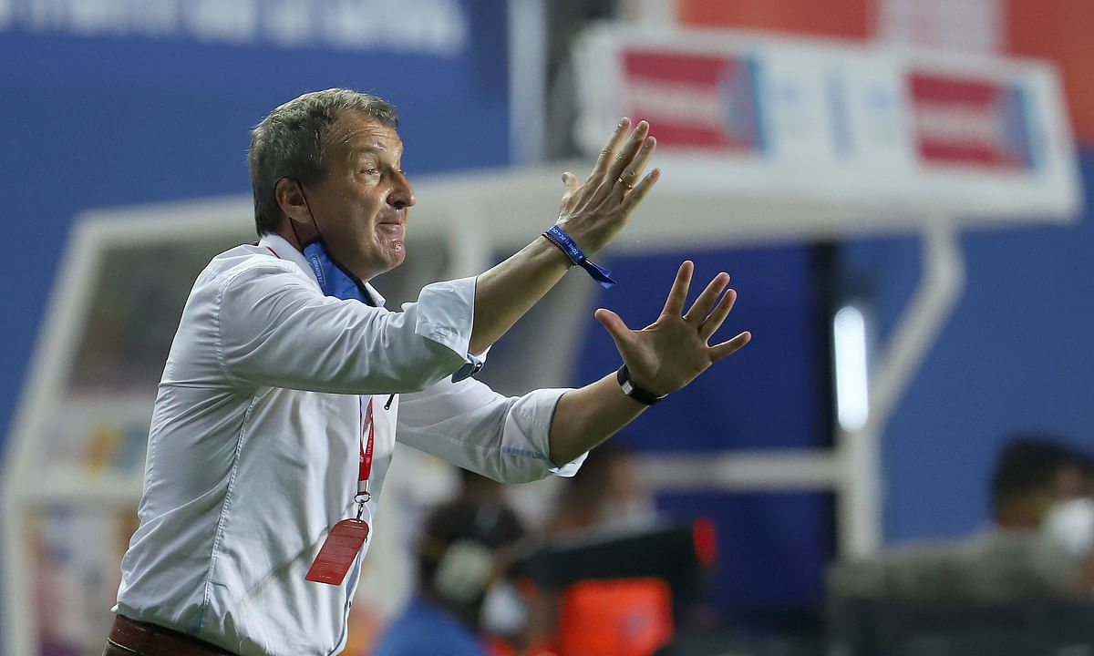 FC Chennaiyin head coach Csaba Laszlo is confident of bouncing back in match 47 of Hero ISL 7 against Hyderabad FC, at the GMC Stadium, Bambolim on January 4, 2021.