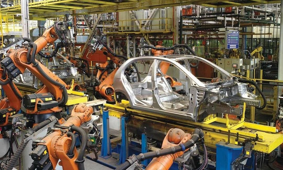 India's industrial production contracts 1.9% in November