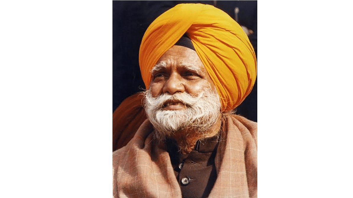 Former Union Home Minister Buta Singh passes away