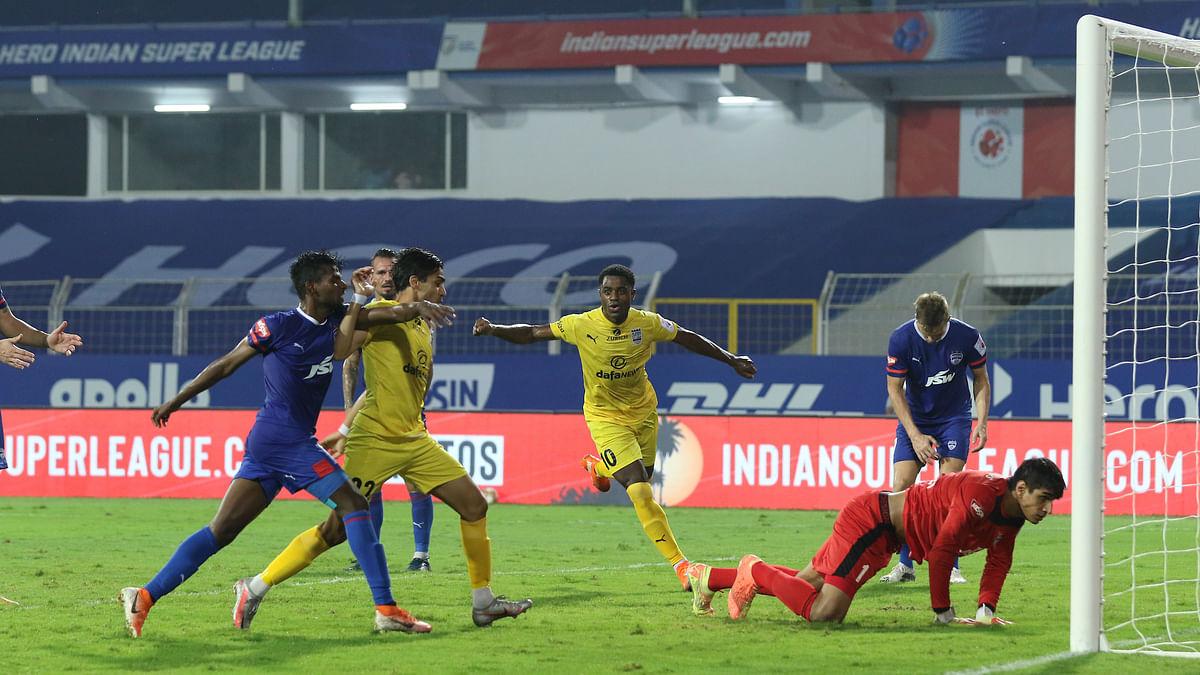 Football ISL: Mumbai City outclass Bengaluru 3-1