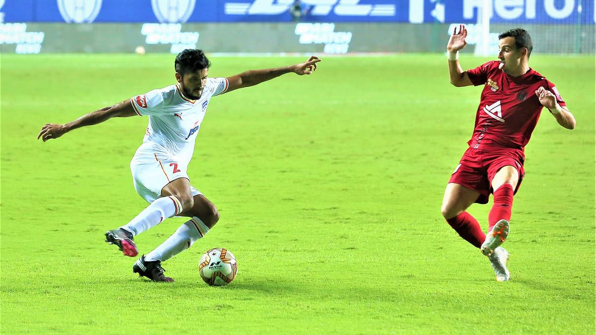 Football ISL: NorthEast, Bengaluru see winless streaks continue in stalemate