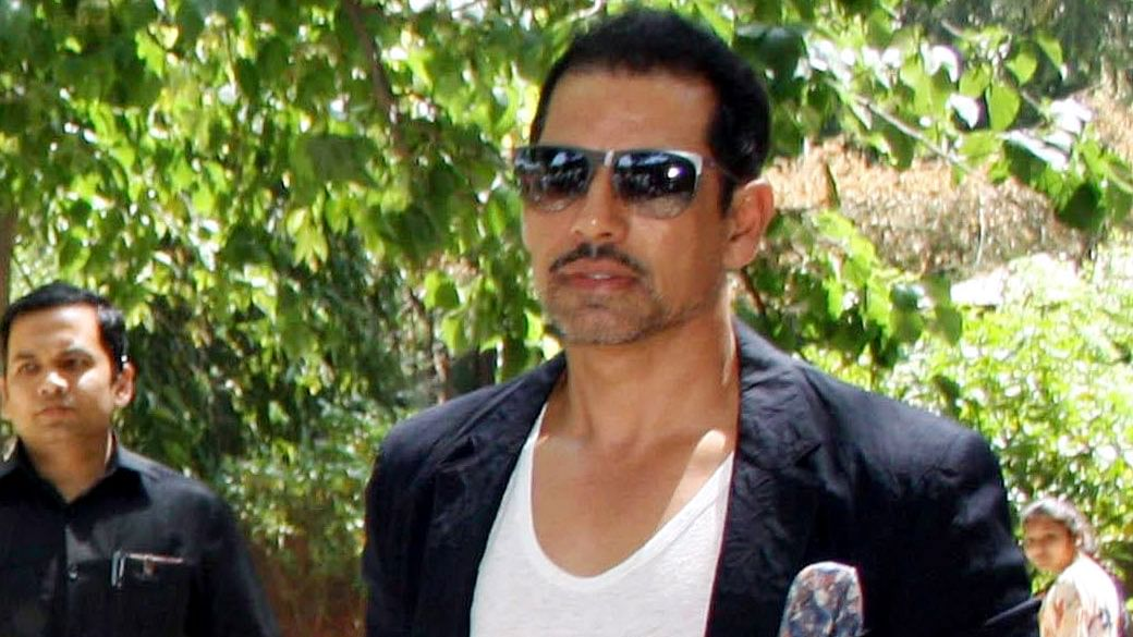 IT records Robert Vadra's statement in Benami properties case