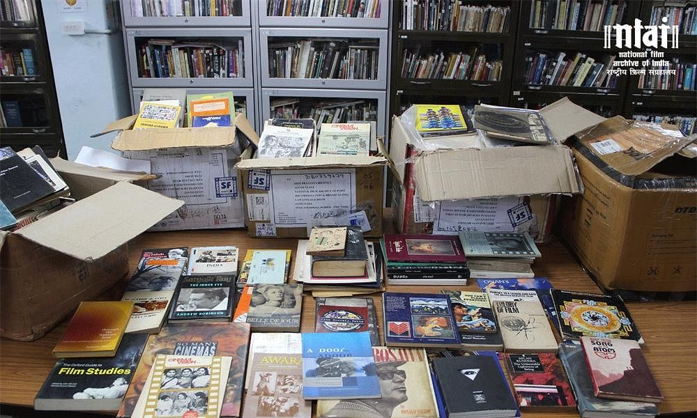 NFAI acquires huge personal collection of filmmaker and historian Vijaya Mulay