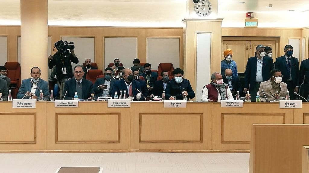 11th round of talks breaks down, deadlock on farm laws continues