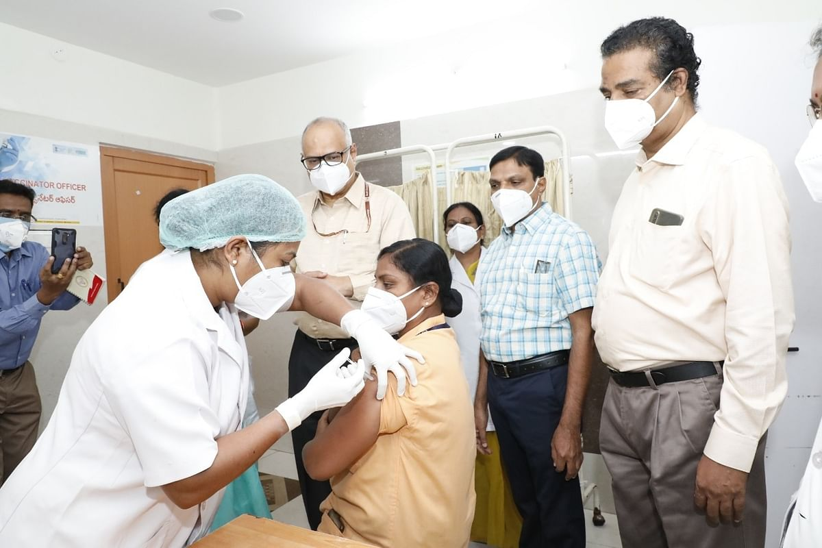 India records 151 COVID-19 deaths, 15,223 new cases of infection in last 24 hours