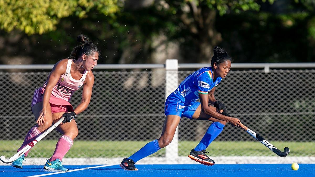 Hockey Women: Argentina 'B' beat India senior 3-2 in a thriller