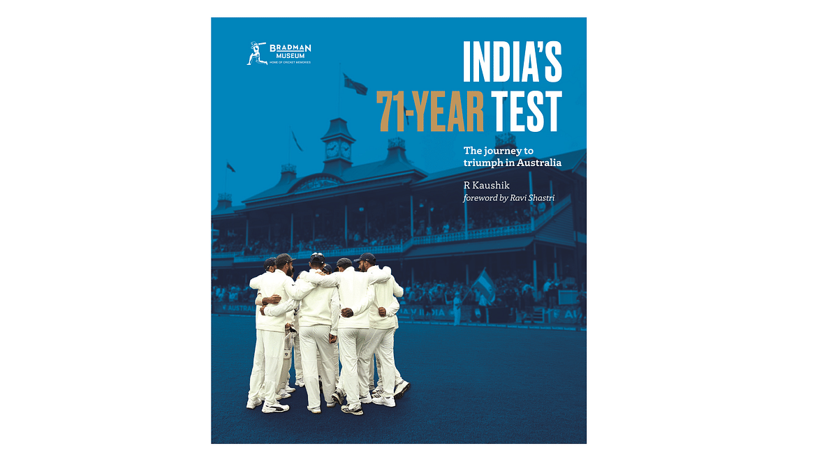 New book on India-Australia cricket exchanges focuses on Tests