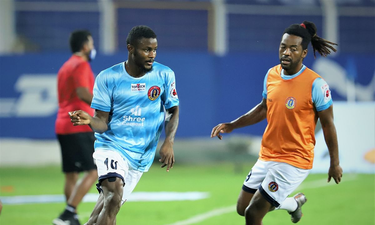Much will depend on Bright Enobakhare and Jacques Maghoma as East Bengal face Kerala Blasters in the Indian Super League at Vasco da Gama in Goa on January 15, 2021.
