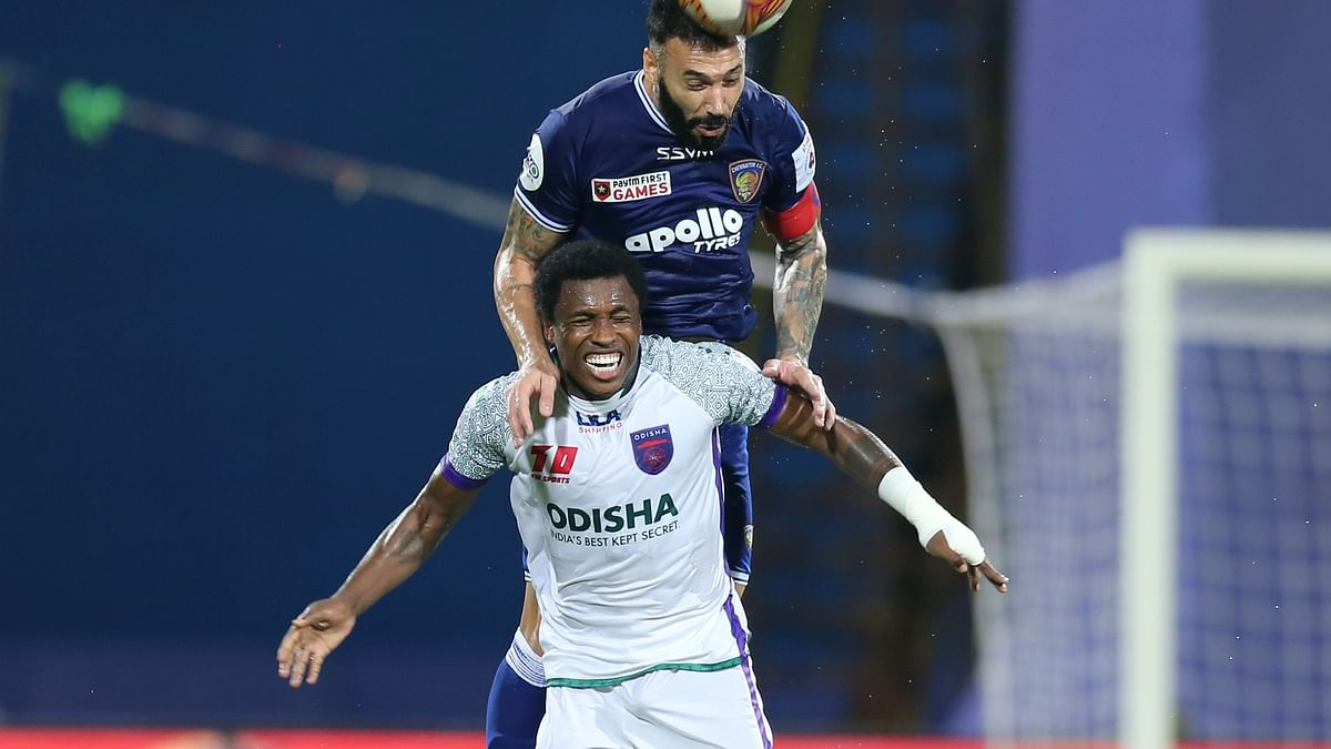 Football ISL: Odisha, Chennaiyin muff chances in goalless draw