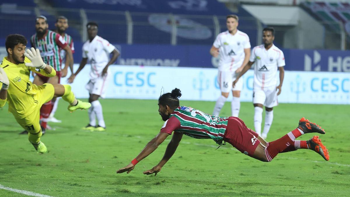 Football ISL: Mohun Bagan beat NorthEast United to regain top spot