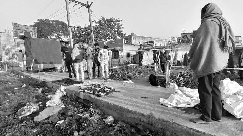 14 Rajasthan migrants mowed down by speeding truck in Gujarat