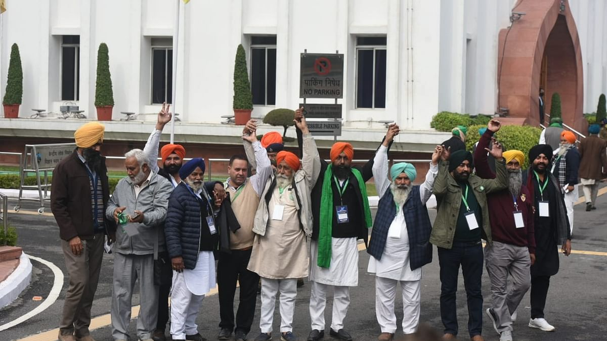 As protest enters 41st day, farmers' leaders meet to discuss future strategy