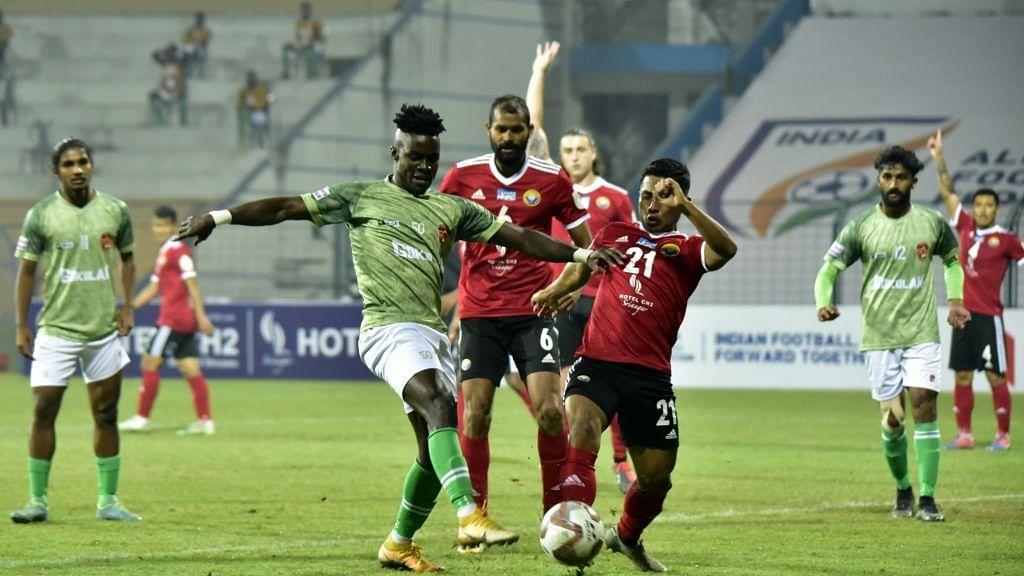 I-League: Real Kashmir, Gokulam Kerala play out goalless draw