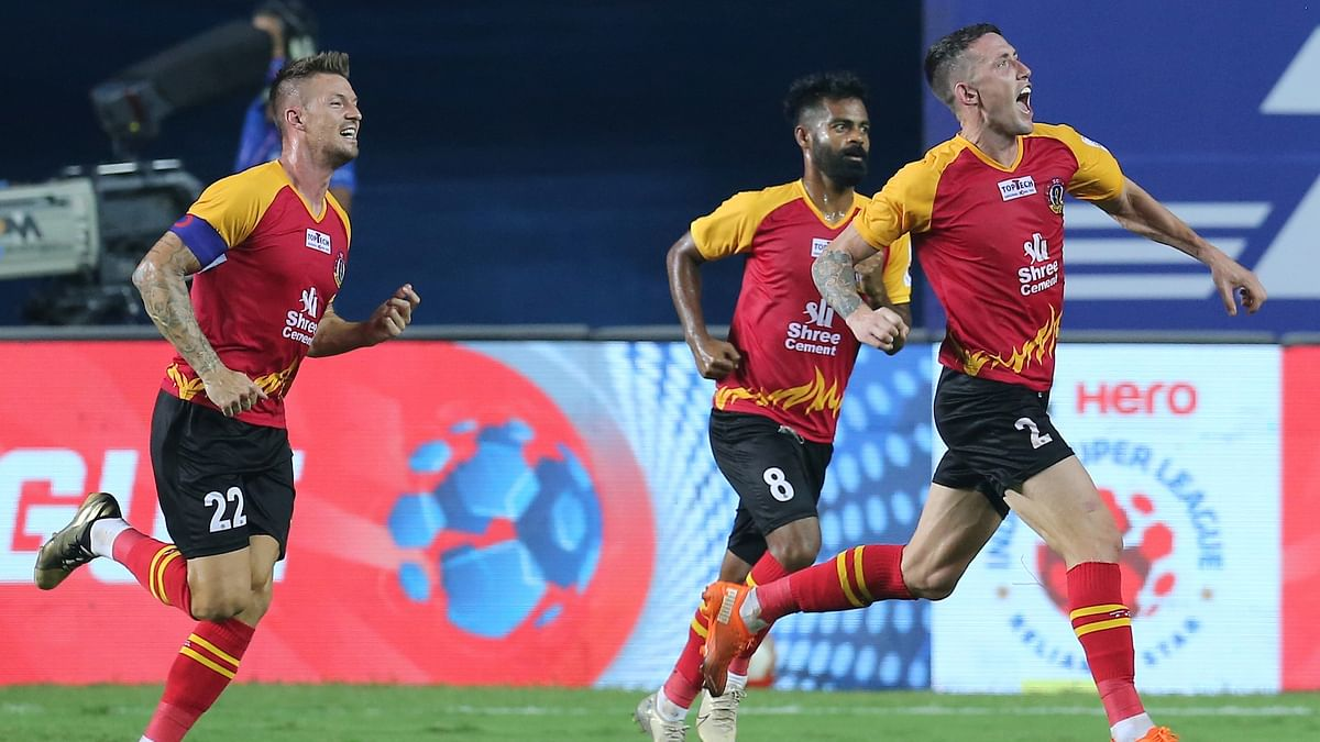 Neville saves the day for SC East Bengal with late equaliser against Kerala