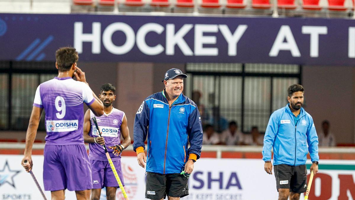 Coach Reid, captain Manpreet hail  hockey team's mental toughness in tumultuous 2020