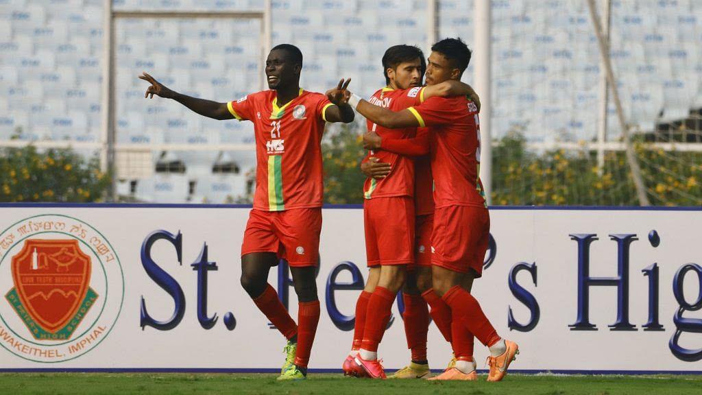 Hero I-League: TRAU beat Chennai City for their maiden win