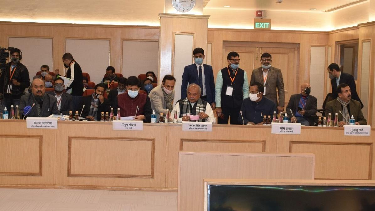 No breakthrough in govt-farmers talks, next meeting on Jan 15