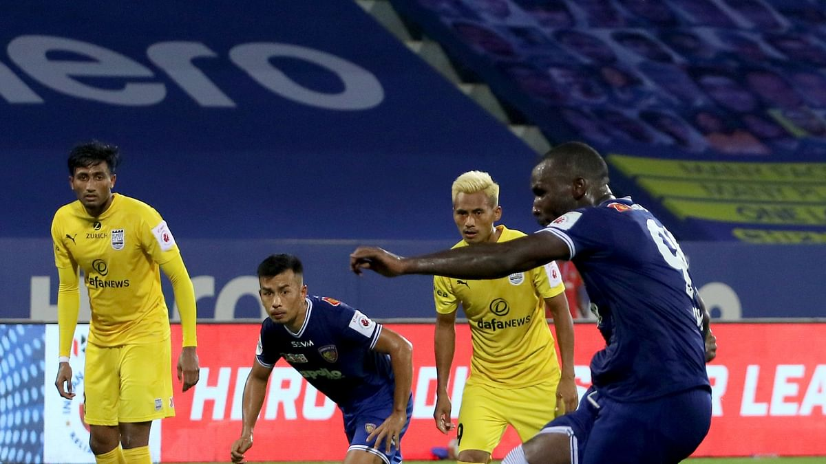 Mumbai blunder gifts late equaliser to Chennaiyin for a crucial point