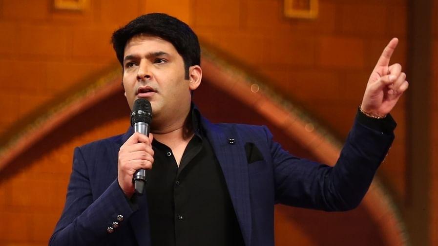 Kapil Sharma announces his debut on Netflix