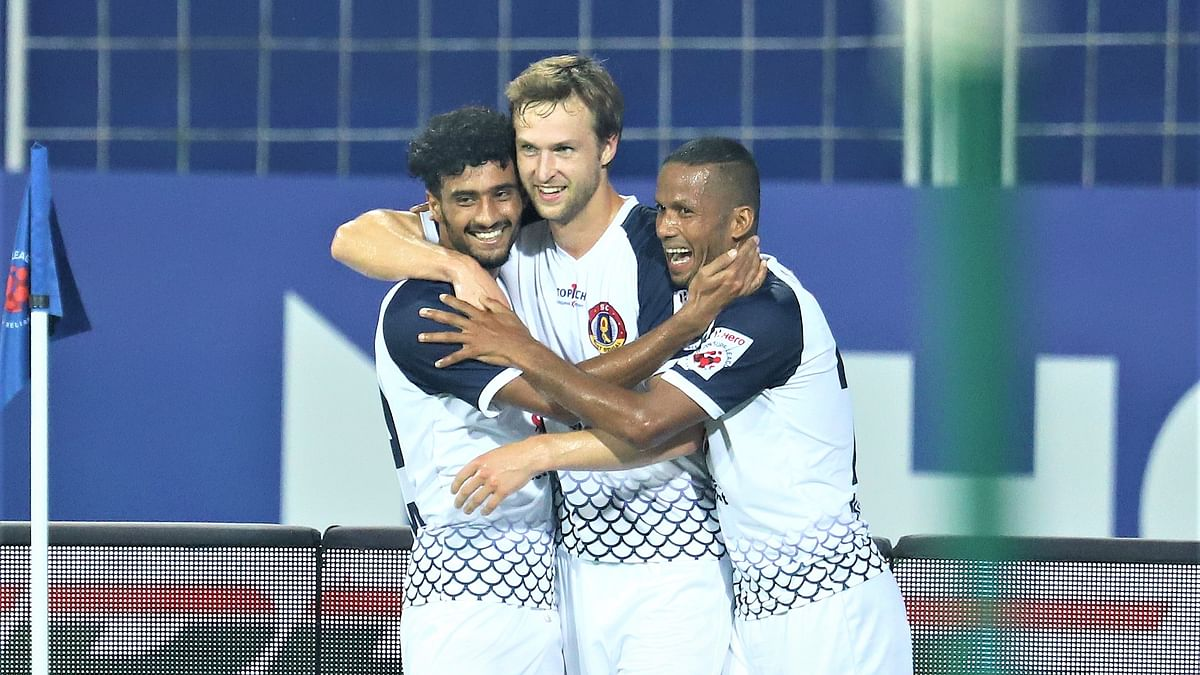 Resilient SC East Bengal pile further misery on Bengaluru FC