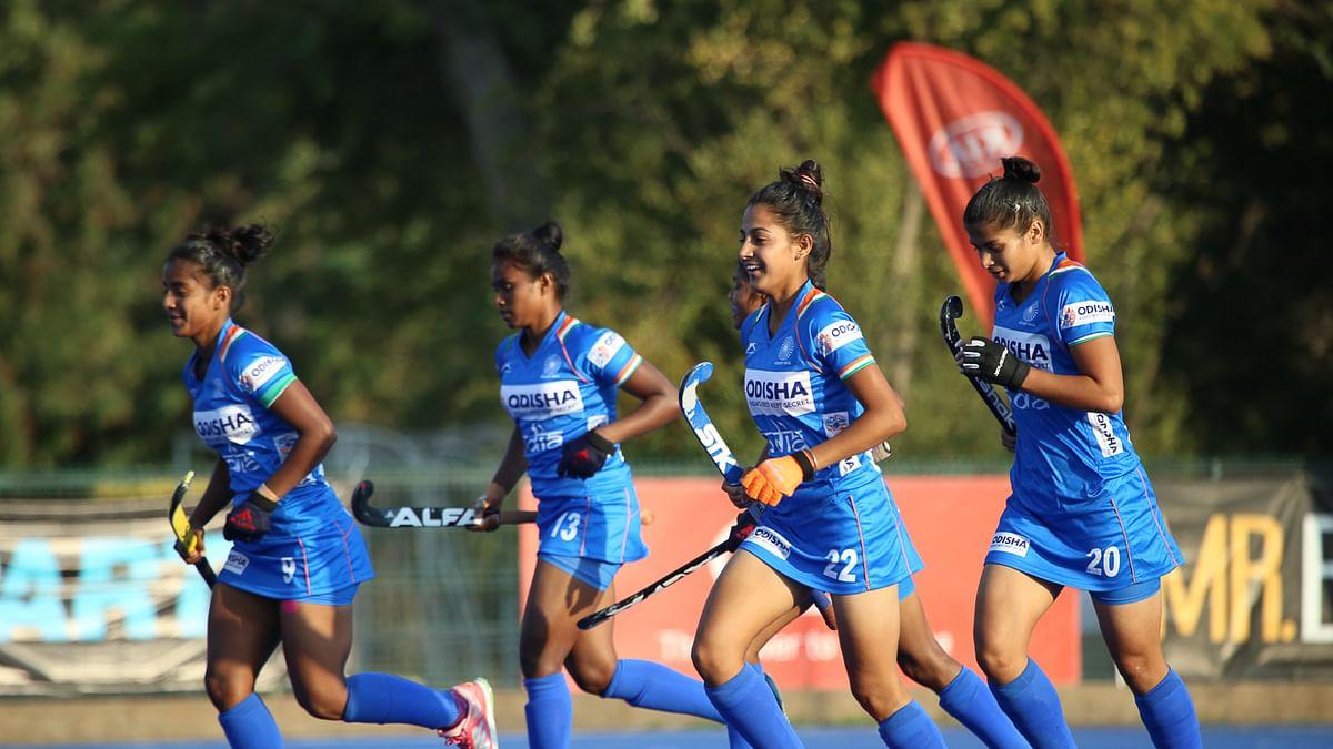 Hockey Women: India Junior remain undefeated; beat Chile Senior 2-1