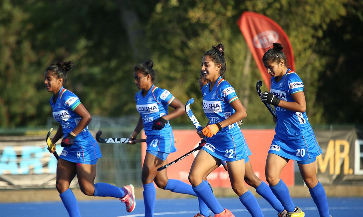 Hockey Women: India Junior remain undefeated; beat Chile Senior 2-1