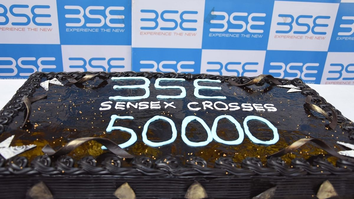 Sensex over 50K mark as Biden, Budget fuel fast recovery hopes