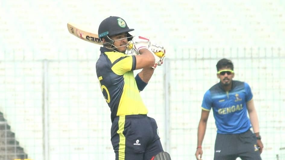 T20 Syed Mushtaq Ali Trophy: Parag shines in Assam win