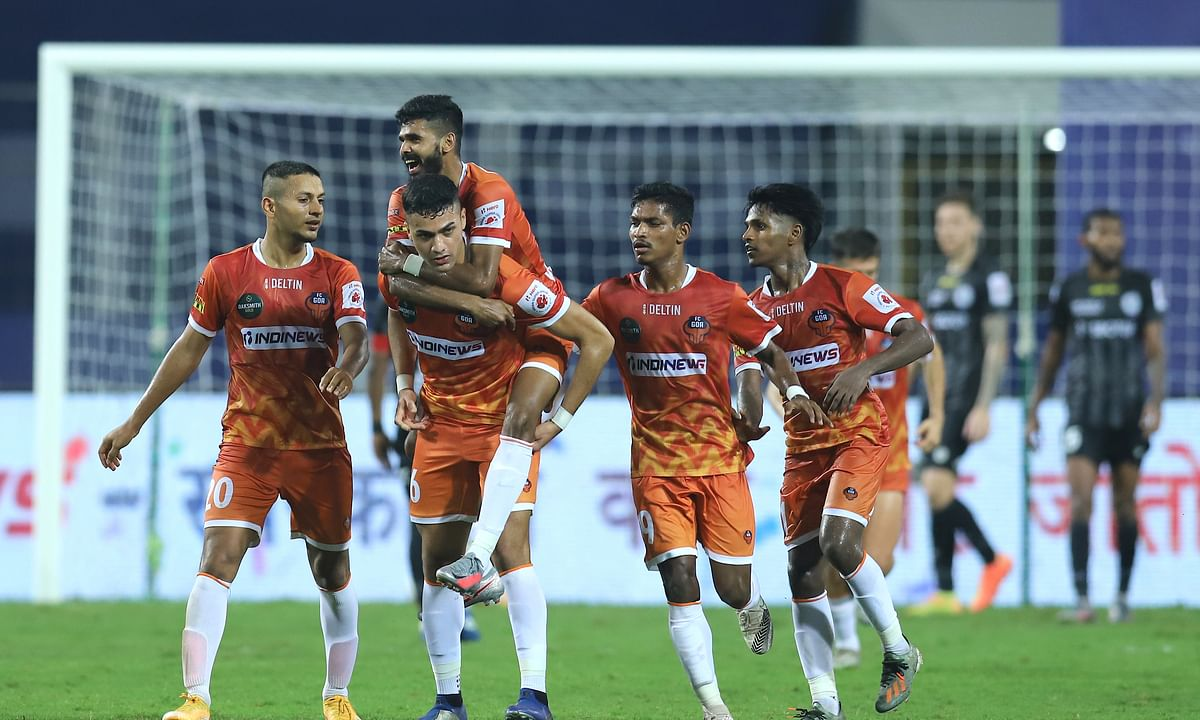 Ishan Pandita yet again salvaged a point for FC Goa after coming on as a substitute against ATK Mohun Bagan in the Indian Super League at Fatorda, Goa on January 17, 2021.