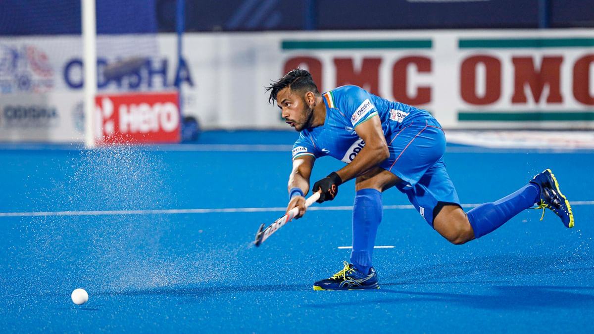 Hockey: Training to increase our momentum in a planned way, says drag-flicker Harmanpreet Singh