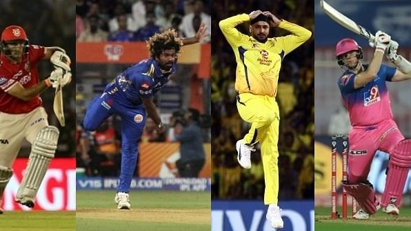 57 players released by 8 IPL franchises ahead of auction